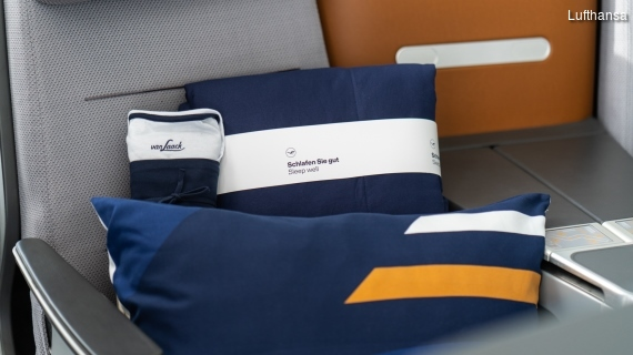 Lufthansa Dream Collection